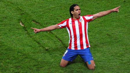 Radamel Falcao vuelve a la liga española