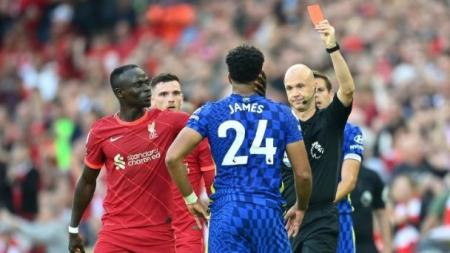 Liverpool y Chelsea igualaron en un partido vibrante
