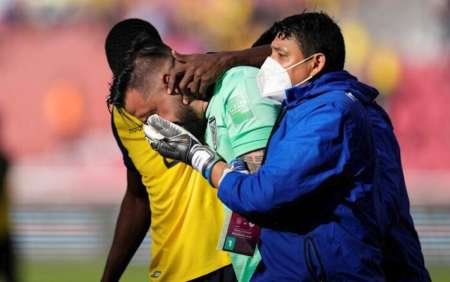 La posible lesión que tendría Hernán Galíndez