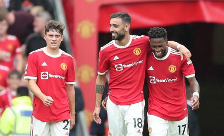 (VIDEO) Manchester United debuta en la Premier con goleada ante el Leeds de Bielsa