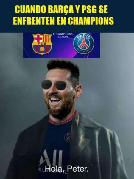 (FOTO) Los mejores memes que dejó el sorteo de la Champions League