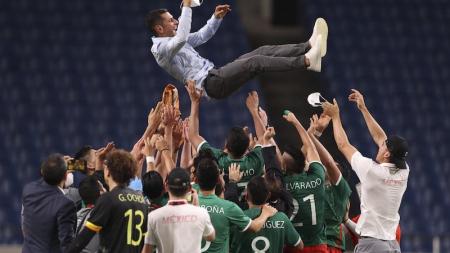 México derrotó a Japón y logró medalla de bronce en los Juegos Olímpicos