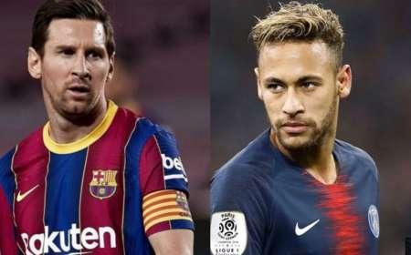 (FOTO) Neymar lanzó un nuevo guiño a Lionel Messi