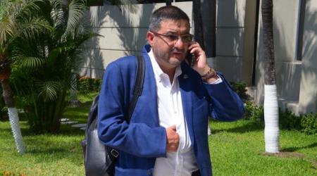 Santiago Morales deja claro que Independiente del Valle no tiene problemas con Nassib Neme