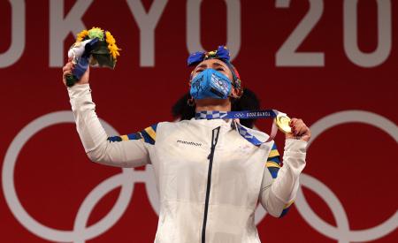 Tamara Salazar gana medalla de plata en los Juegos Olímpicos de Tokio