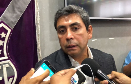 Vicepresidente de Emelec arremete contra el arbitraje