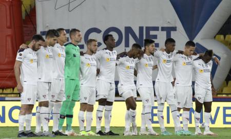 Las declaraciones de Ezequiel Piovi luego de la victoria de Liga de Quito