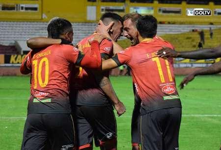 (FOTO) Deportivo Cuenca se despide de uno de sus referentes
