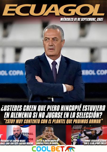 ¿Ustedes creen que Piero Hincapié estuviera en Alemenia si no jugase en la Selección?