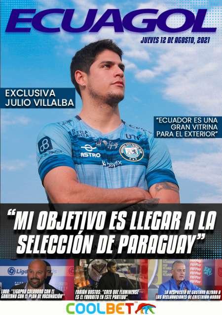 (VIDEO) EXCLUSIVA | Julio Villalba: