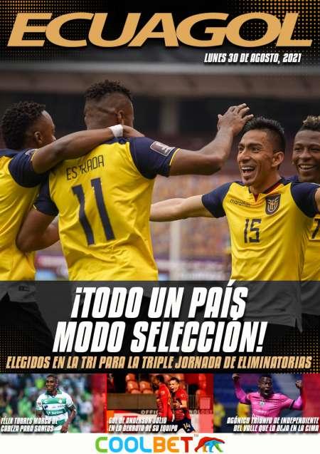 (FOTO) Convocados de Ecuador para las Eliminatorias