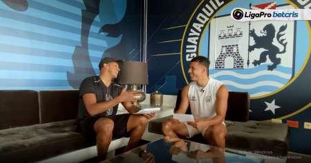 (VIDEO) Excelente Mano a Mano con los jugadores de Guayaquil City