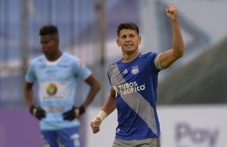 (FOTO) Así marcha la tabla de goleadores de LigaPro Betcris