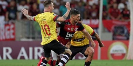 (FOTO) Fecha y hora para la Semifinal Barcelona - Flamengo en Libertadores