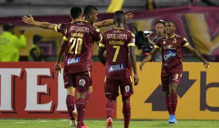 John Narváez ausente en el empate de Deportes Tolima
