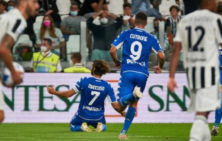 Juventus pierde ante un recién ascendido Empoli