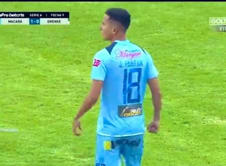 (FOTO) Joya del fútbol ecuatoriano fichó por este equipo de Europa