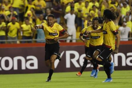 (FOTO) Barcelona anuncia sus convocados para recibir a Fluminense por Libertadores