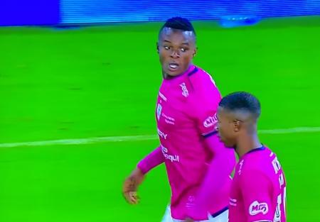(VIDEO) El gol de 'Tin' Angulo con el que Independiente del Valle derrotó a Barcelona SC