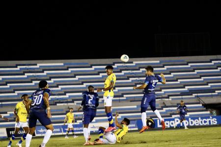 Gualaceo venció a Guayaquil Sport en el estadio Modelo
