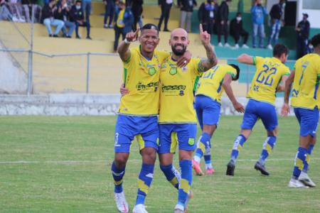 Gualaceo venció de local a Independiente Juniors