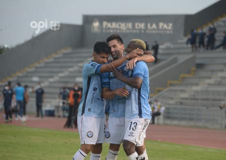 Guayaquil City se hizo fuerte en casa y venció a Delfín