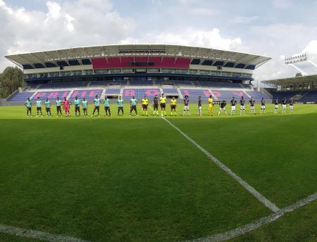 Independiente Juniors y Atlético Santo Domingo dividieron honores