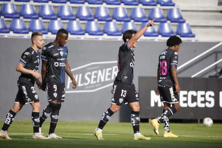Independiente del Valle supera por goleada a Macará