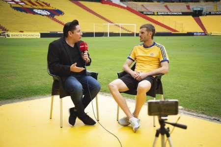 EXCLUSIVA (VIDEO) Javier Burrai:
