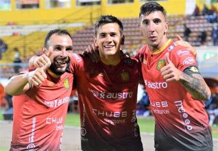 (FOTO) Deportivo Cuenca podría perder a uno de sus extranjeros