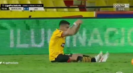 (VIDEO) Parte médico de la lesión de Mario Pineida