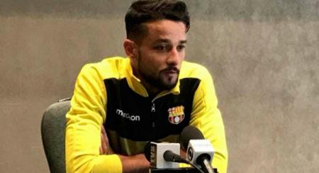 (FOTO) El mensaje de Gabriel Marques tras volver con Barcelona