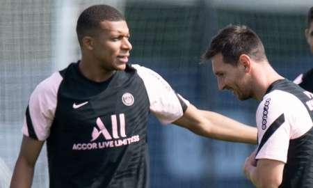 (VIDEO) Así se divierte Lionel Messi junto a Kylian Mbappé