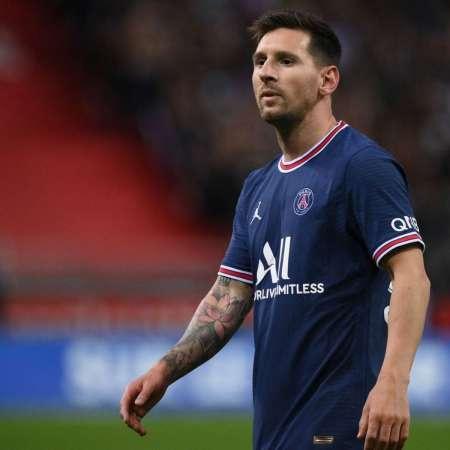 (FOTO) Los números de Messi en su debut con el PSG