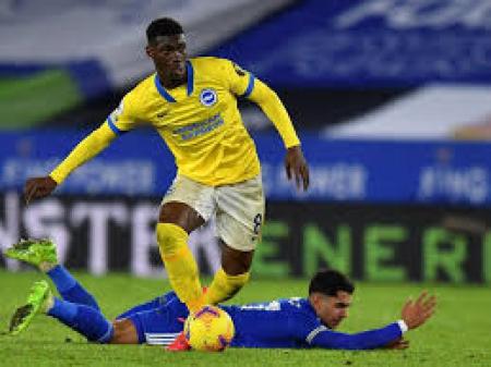 Brighton de Moisés Caicedo perdió de local ante el Everton en Premier League