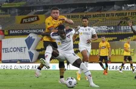 Pineida y Piñatares bajas para el partido ante Independiente del Valle