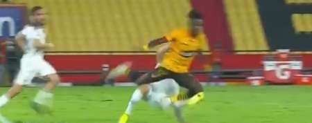 (VIDEO) Así se produjo la lesión de Adonis Preciado