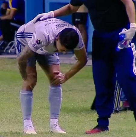 (VIDEO) Así fue el momento de la lesión de Joao Rojas ante Delfín