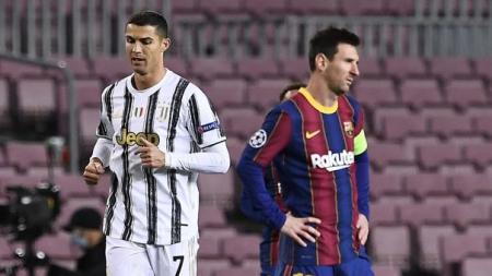 Juventus de Cristiano Ronaldo se medirá al FC Barcelona