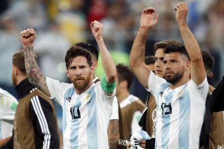 La foto de Agüero que resume su historia con Messi y la selección
