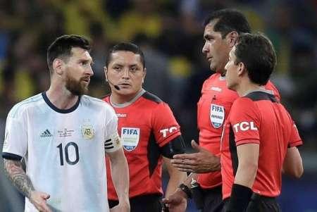 Ya se conoce los árbitros designados para la final de la Copa América