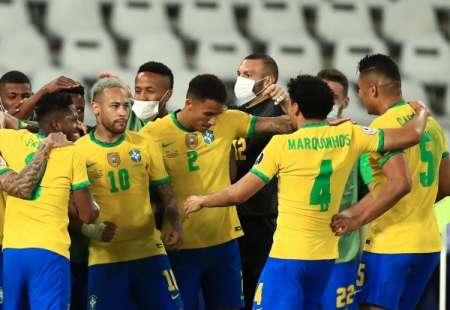 Brasil ya tiene definido su once para enfrentar a Argentina en la final de la Copa América