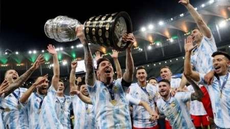 La Copa América publica el 11 ideal del torneo