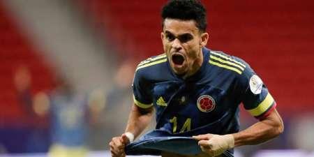 Enamoró a Valderrama y ahora es figura de la Copa América: La historia de Luis Díaz