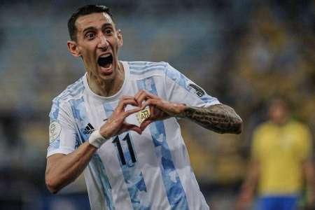 (FOTO) El impactante tatuaje de Di María tras conquistar la Copa América