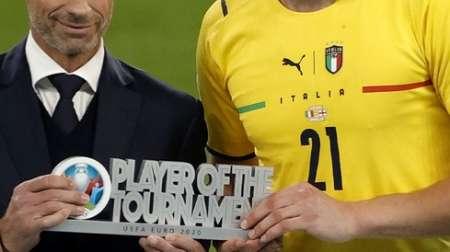 Conoce quién fue el Jugador Más Valioso de la Eurocopa