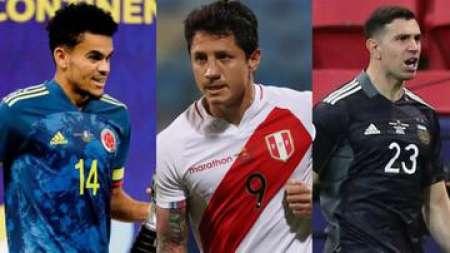 Los jugadores que más se revalorizaron en la Copa América 2021