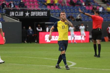 (VIDEO) Frickson Erazo habló sobre la convocatoria del Kitu a la Selección