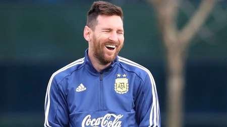 (FOTO) La foto de Messi que subió Antonela descansando junto a su hijo Mateo