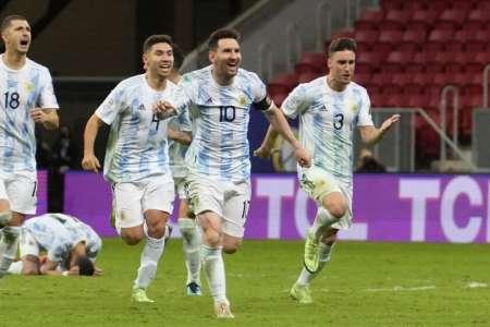(VIDEO) Cámara exclusiva capta las reacciones de Messi en la tanda de penales